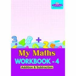 My Maths Work Book-4