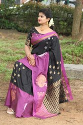 Pure and soft kanjivaram silk saree
