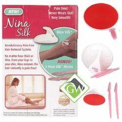 Nina Silk Hair Remover
