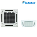 Daikin Fcvf Series 1.5 Tonnage 2 Star Non Inverter Cassette Air Conditioner, Fcvf18arv16 (indoor) And Rgvf18arv16 (outdoor)
