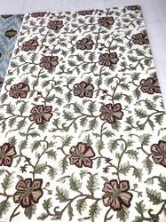 Designer Floral Carpet