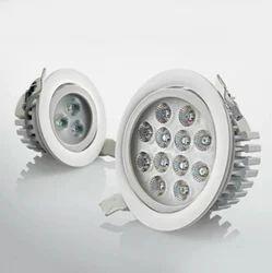 Clear Lens LED Down Light