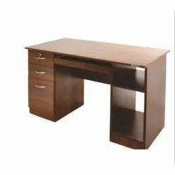 Rectangular Computer Table