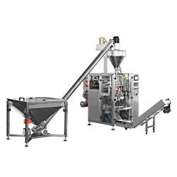 SS Auger Filler Packaging Machine