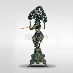 Standing Krishna Idol