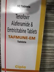 Tenofovir Alafenamide And Emtricitabine Tablets