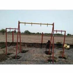 FRP Garden Swing