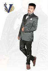 Wedding Plain Suits For Mens