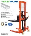 Hydraulic Manual Stacker