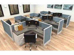 Cluster Modular Work Station