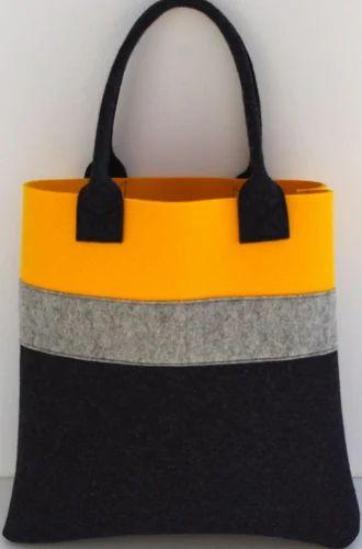 Sandex Corp Plain Canvas Tote Bag