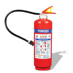 Abc 4Kg Fire Extinguisher, For Industrial, Capacity: 5Kg