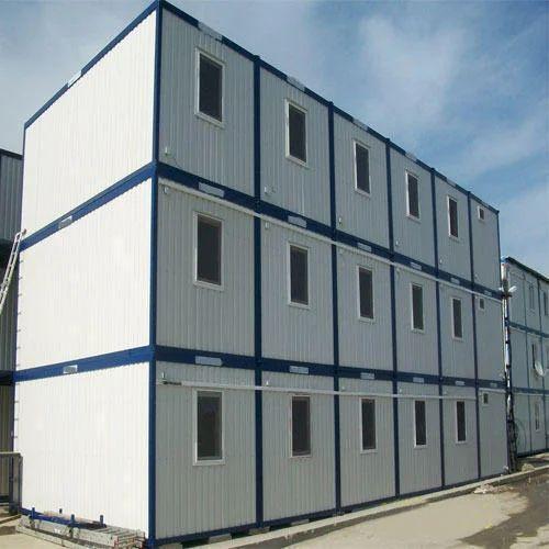 Steel Portable Building, for Shop