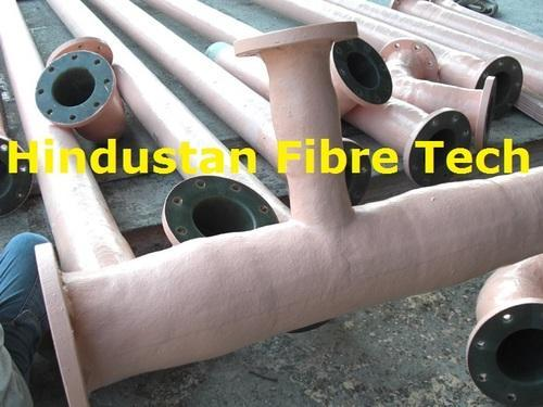 FRP Pipes Fittings - COMPOPLAST FRP Pipes Manufacturer from