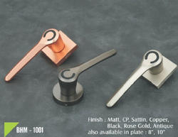 Mortise Handle Rose Model ML1001
