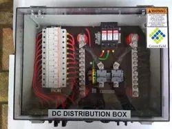 10 : 1 Solar Combiner Box