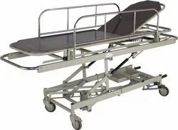 Height Adjustment Stretcher On Trolley