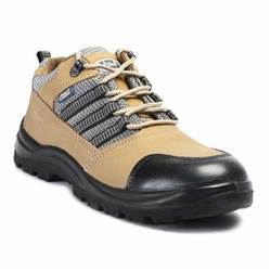Leather Safety Shoes Allen Cooper, Available Size: 8