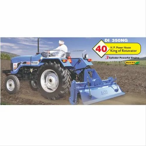 ACE DI-350 NG 40 HP Tractor - View Specifications & Details