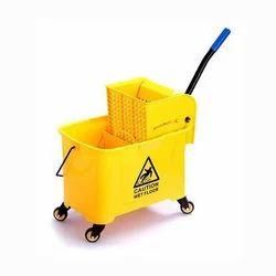 Mop Wringer Trolley 20L