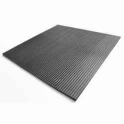 Black Anti-Vibration Pad
