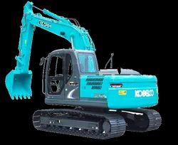 Crawler Excavator in Pune, क्रॉलर खोदक मशीन
