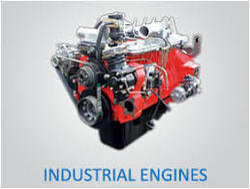 Multi-Cylinder Ashok Leyland Industrial Engine