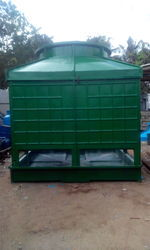 Square Shaped Type Cooling Tower