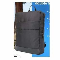 Double Front Pocket Backpack Bag