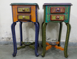 Rajasthani Side Table