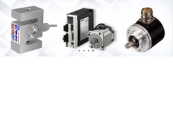 Tecsol High accuracy Load cells & Drive Motor