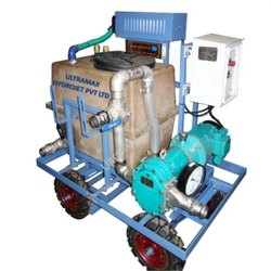 Mobile Sewage Evacuation Machine