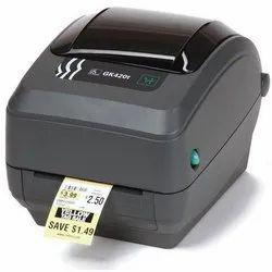 GK420t Zebra Barcode Printer
