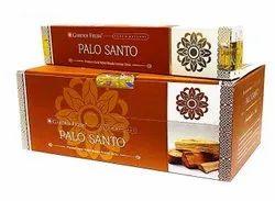 Garden Fresh Palo Santo  Premium Hand Rolled Masala Incense