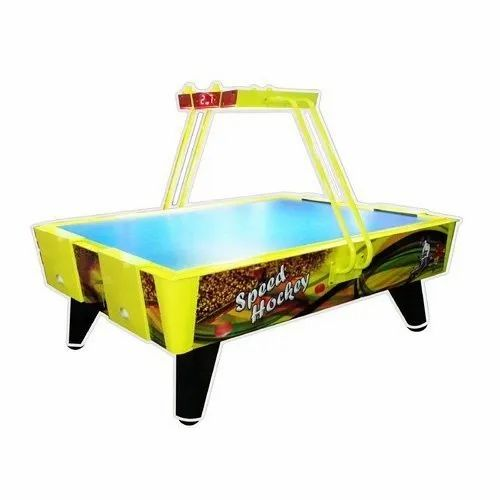 Wondrous 4 Players Air Hockey Table Interior Design Ideas Tzicisoteloinfo