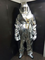DIFR Approved Aluminised Fire Proximity Suit