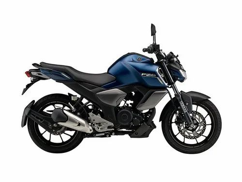 5 Stroke Black Yamaha FZS FI 150 CC(ABS) Bike 2019, Model