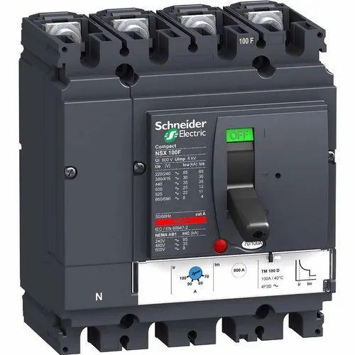 Schneider Electric Mccb  Schneider Molded Case Circuit Breaker