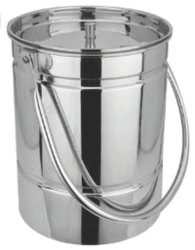 Storage Contanier, Stainless Steel Canister