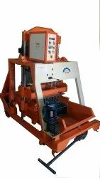 Pressing Type Solid Hollow Block Making Machine