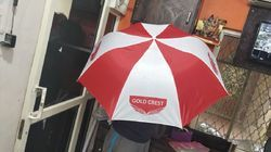 21 Inch Hand Umbrella