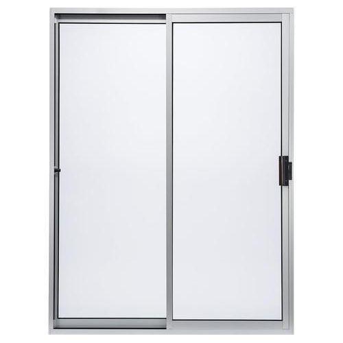 Anodized Aluminium Hinged Window Frame - Patel & Patel Powder Coats ...