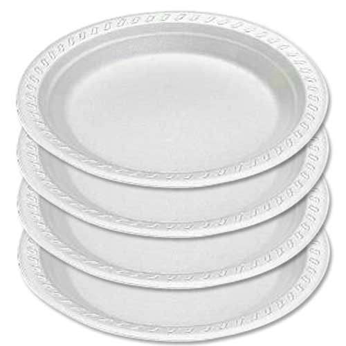 Disposable Plates  sc 1 st  IndiaMART & Disposable Plates Disposable Cutlery And Crockery | Jain Plasto ...