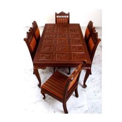 Wooden Dining Table in Bengaluru, Karnataka | Get Latest ...