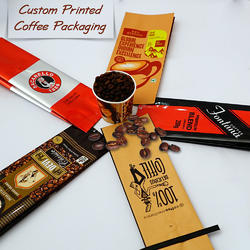 Custom Printed Coffee Packaging