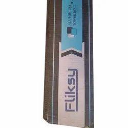 Flixy Ss Fliksy Aluminium Tower Bolt, Galvanized, Size: 7 Inch