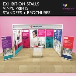 Stall Banner Printing Services