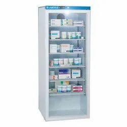 Glass Door Laboratory Refrigerator