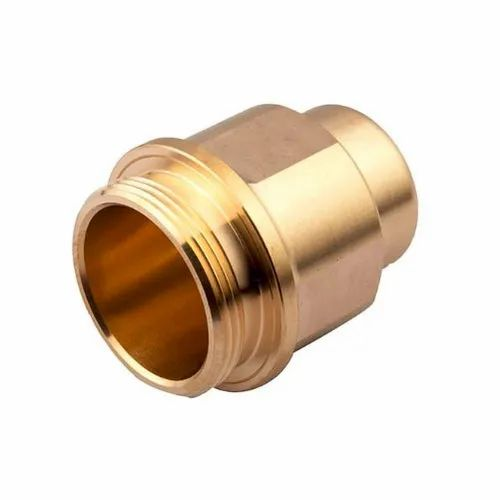 Brass Male Adapter Casting, Packaging Type: Box