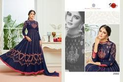 Embroidered Shiyaa Salwar Suit